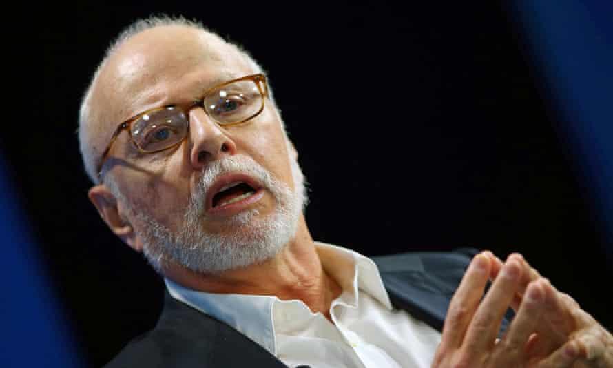 Paul Singer, founder and president of Elliott Management