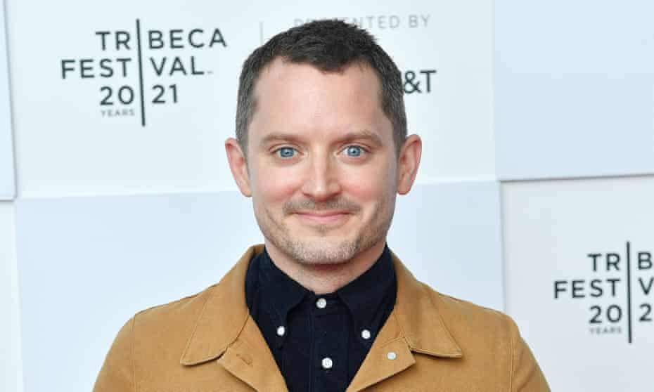 'I think that is OK to talk about now,' Elijah Wood said.