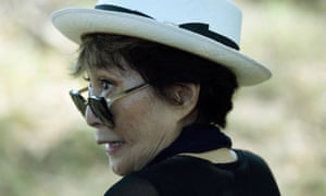 Yoko Ono: on a recording, John Lennon said not having credited her was 'selfish and macho'
