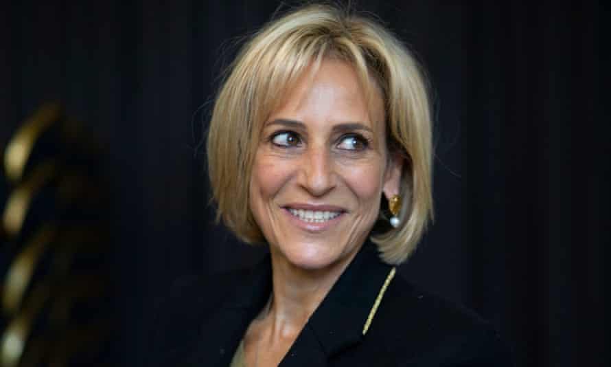 Emily Maitlis: 'I'm not sure I buy the argument that the public is more mistrustful'