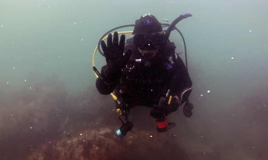 Scuba diving Tyne and Wear
