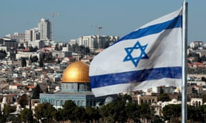 Donald Trump has yet to make a decision on whether to move the US embassy from Tel Aviv to Jerusalem.