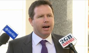 The Nationals MP Andrew Broad