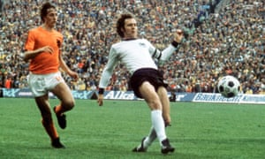 The Netherlands stole hearts but Franz Beckenbauer and Germany won the tournament.