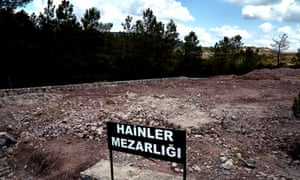 'Traitors' cemetery' in Istanbul