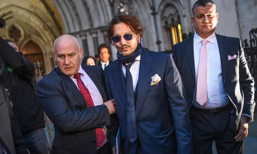 Depp's decision to sue led to the very public airing of dirty laundry.
