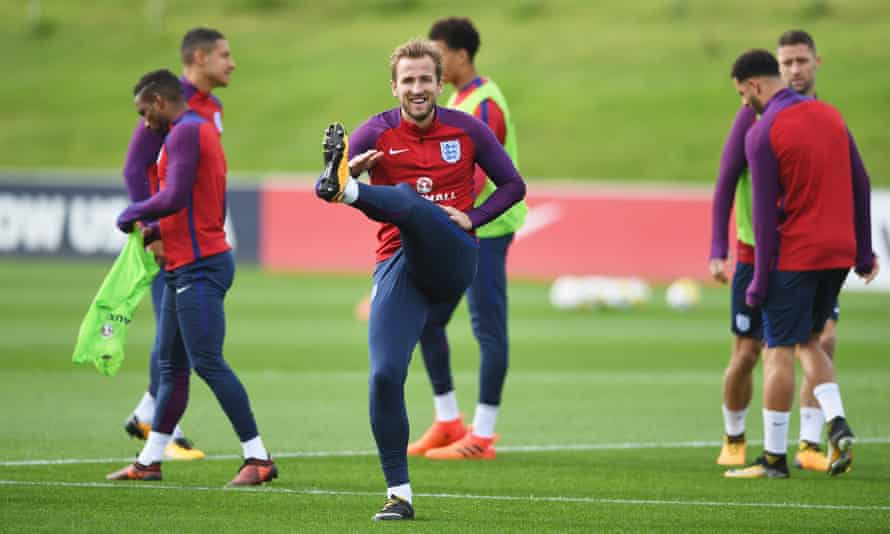 Will Harry Kane be limbering up for Real Madrid?