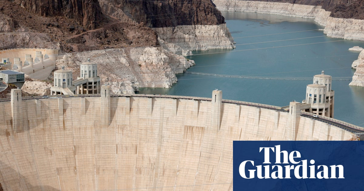Severe drought threatens Hoover dam reservoir – and water for US west