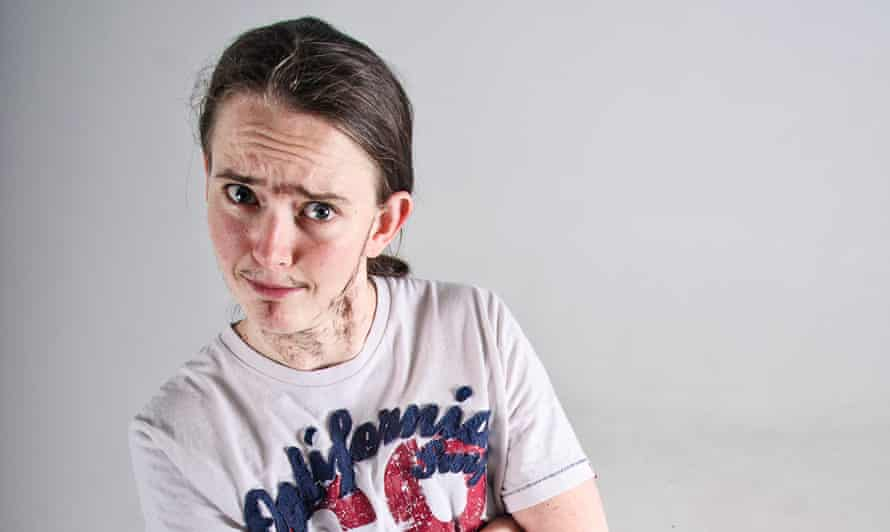 Zoe Coombs Marr as Dave.