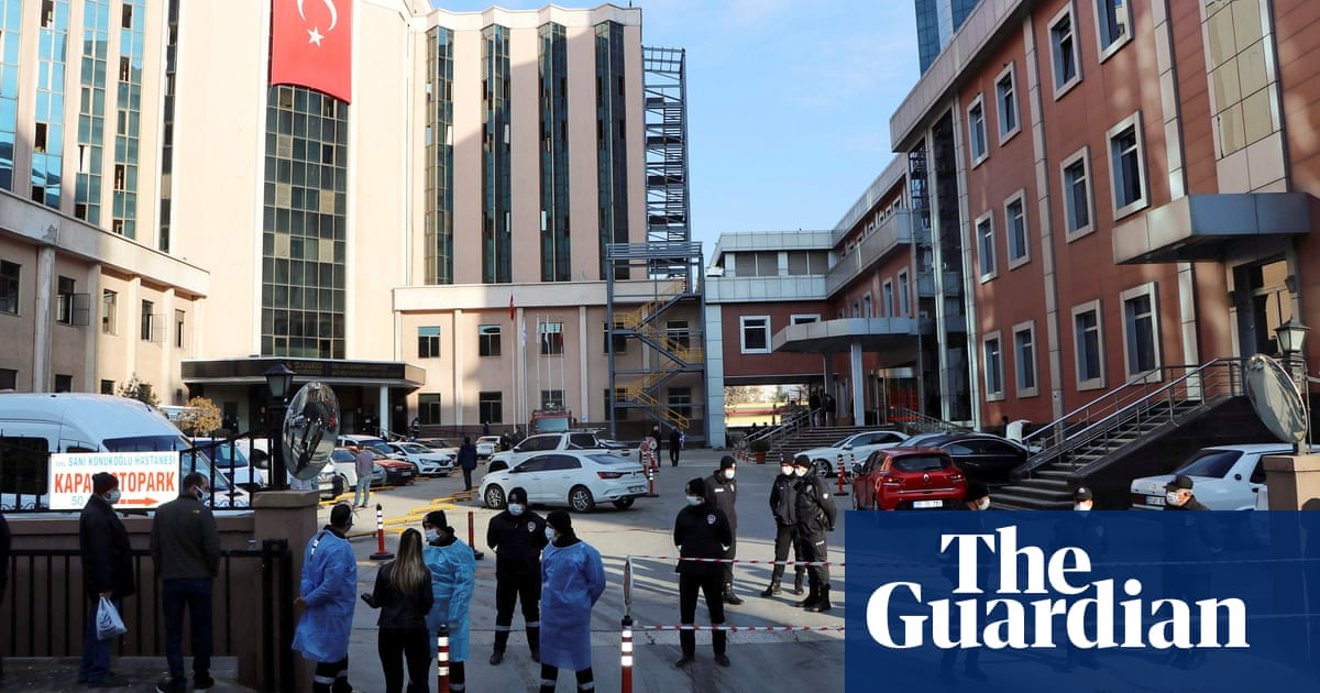 Covid-19 patients killed by exploding oxygen cylinder in Turkey – The Guardian
