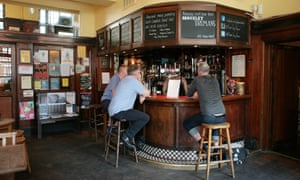 The Ivy House is one of only two co-operatively owned pubs in London