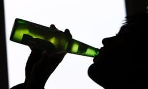 Alcohol drinker