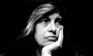 Susan Sontag often goaded herself to transform at the same time as castigating herself for her fakeness in doing so.