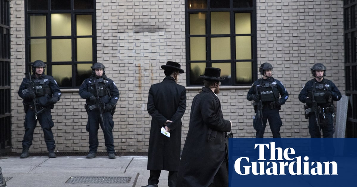 'It was like a war': survivors describe horror of attack at Jewish supermarket - The Guardian