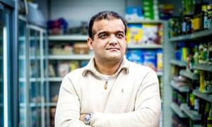 Mo Shah, Preston Foods, Brighton