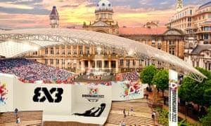 Birmingham 2022 Commonwealth Games.