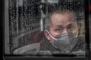 One Shot: An Hour Before the Lockdown by Arek Rataj. Polish-born Rataj, who was a teacher at Jianghan University in Wuhan, took this photograph of life at the start of the coronovirus outbreak.