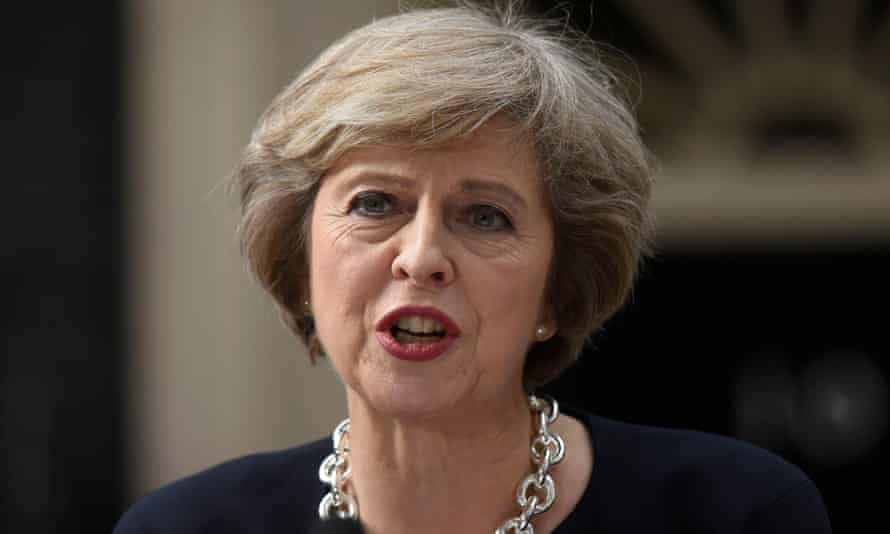Theresa May will restate that control of borders will be a red line for the government.
