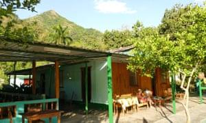 Casa Sierra Maestra, Santa Domingo, Cuba