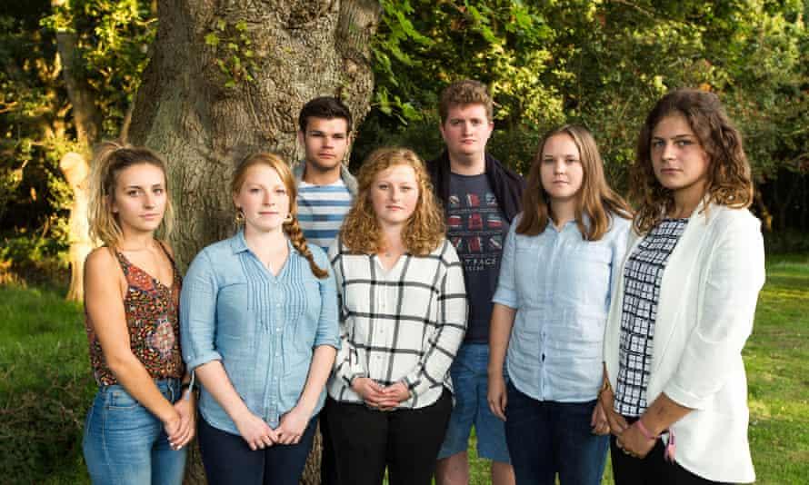 Former Alde Valley pupils