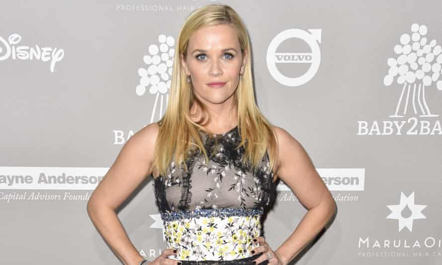 Witherspoon's production company has picked up the rights to Robin Gerber's book, Barbie and Ruth.