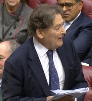 Lord Lawson in 2017