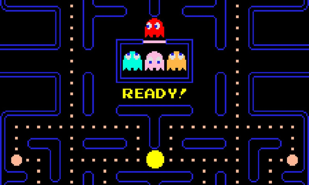 The game that ate the world: 40 facts on Pac-Man's 40th birthday | Games | The Guardian