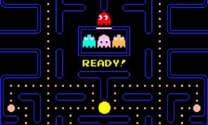 Ghosts in the machine … Pac-Man.