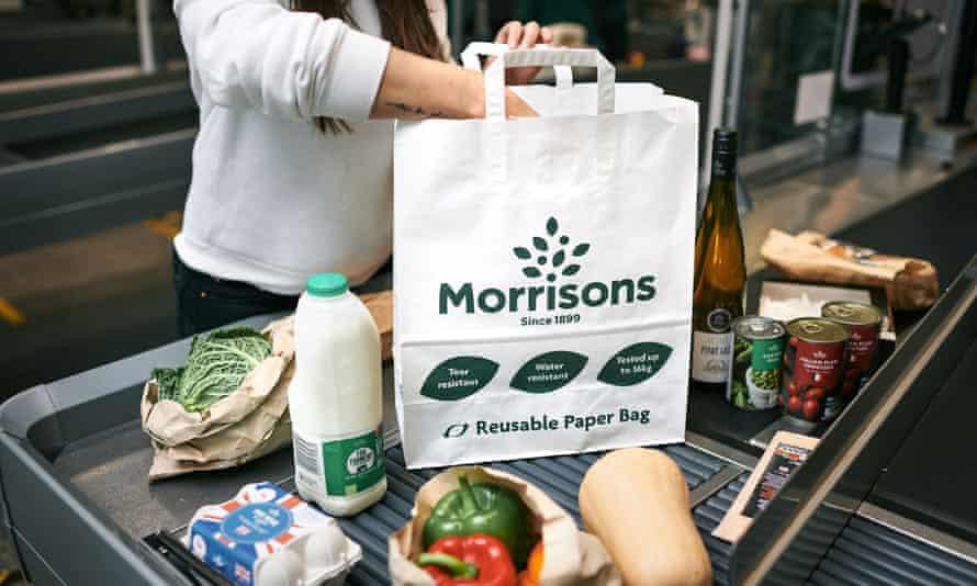 Morrisons checkout
