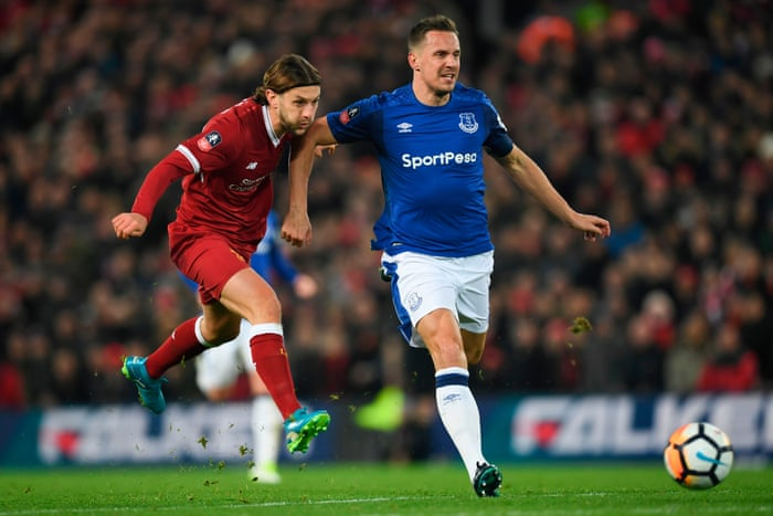 7e0b1ed7194 Liverpool 2-1 Everton: FA Cup third round – as it happened   Football   The  Guardian