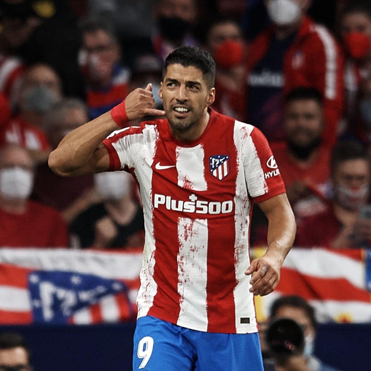 Luis Suárez strikes as Atlético Madrid push Koeman closer to Barcelona exit  | La Liga | The Guardian