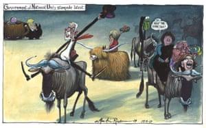 Martin Rowson 17.08.19 cartoon