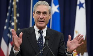 Special counsel Robert Mueller is investigating Russian interference in the 2016 presidential election.