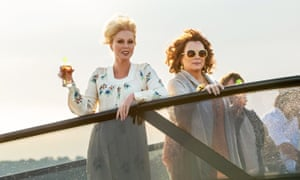 'The film is about Patsy and Eddy reaching an age where the world isn't that kind to them any more.'