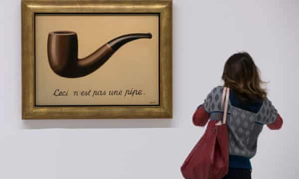 The 2016 Magritte exhibition.