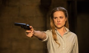 In Westworld, things were left uncertain enough that people could believe what they wanted. Sound familiar?