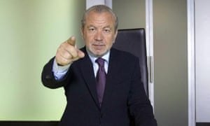 Alan Sugar's comments are a clear breach of the BBC's code of conduct.