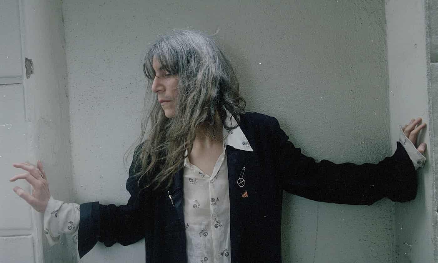 Patti Smith: 'Reading Mark Twain gave me such anxiety I threw up'
