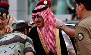 The house arrest of former crown prince Mohammed bin Nayef is also seen as a sign of the kingdom cracking down on critics