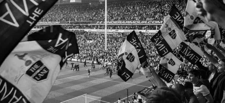 Tottenham Hotspur – Manchester United (2–1), 14th May 2017, White Hart Lane. Att: 31,848.