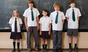'Uniforms remove some of the social issues some pupils may face by being judged for their own choice of clothing.'