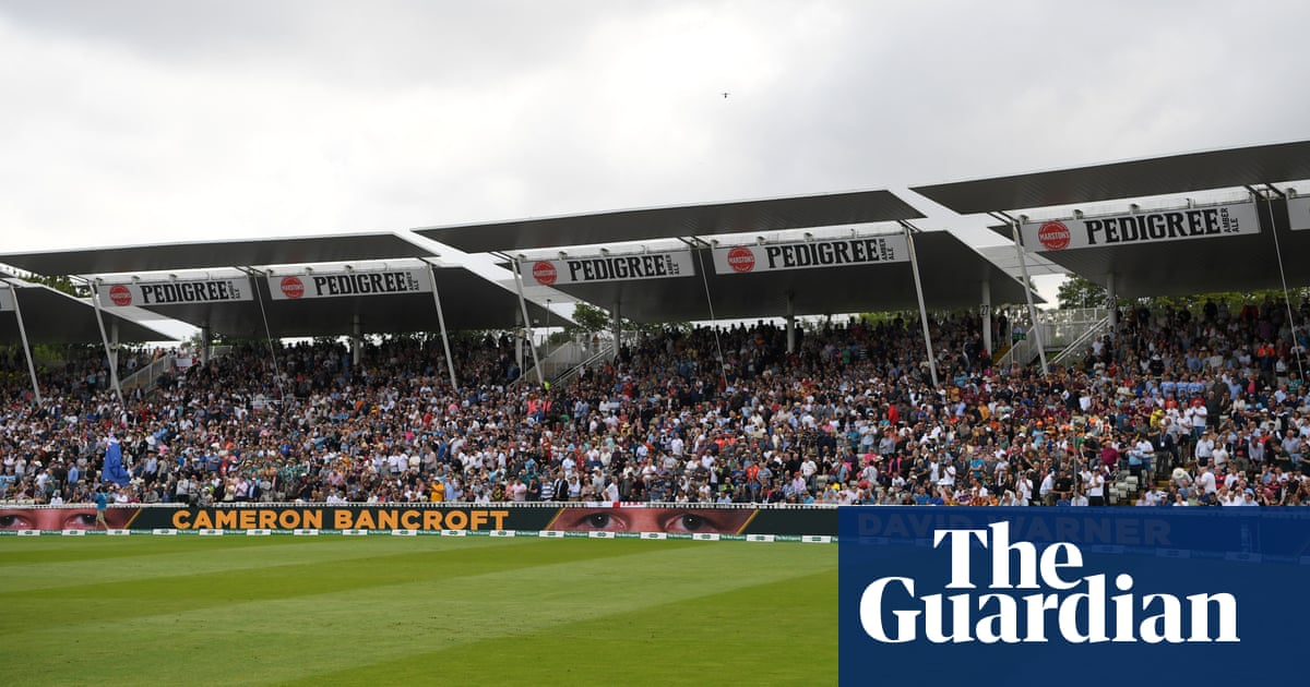 If only England could match the splendour of their Ashes Test grounds | The Spin