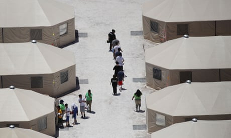 Thousands of migrant children allegedly sexually abused in US custody