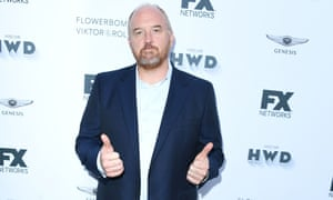 Louis CK: good to see you again?