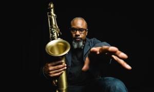 saxophonist Denys Baptiste
