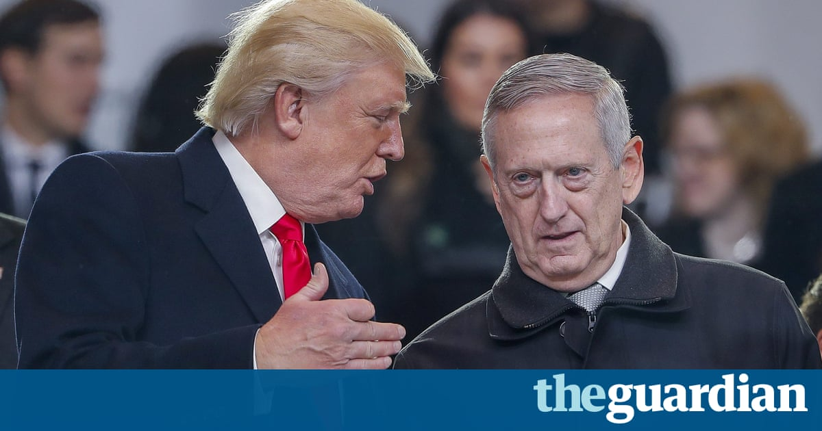 Nato has our 'unshakeable commitment', Pentagon chief vows