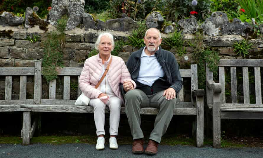 John and Susan Inskip, from South Shields, plan to watch the new series next week.