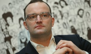 Jens Spahn: the man who could replace Merkel as chancellor