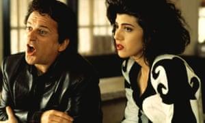 Vinny vidi scripsi … Joe Pesci and Marisa Tomei in My Cousin Vinny.