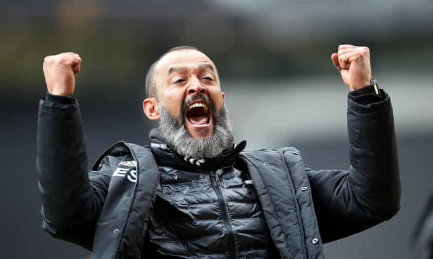It's been a fine season for Wolves and Nuno Espírito Santo, but they are waiting on the FA Cup final to see if they qualify for the Europa League.